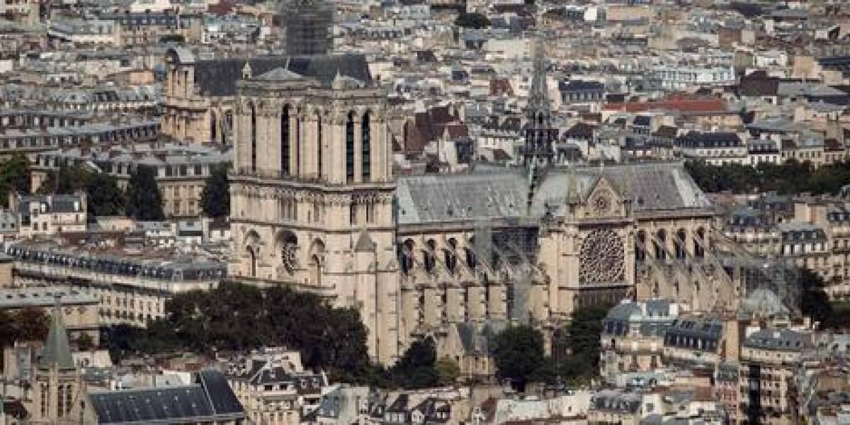 """La nueva Notre Dame: """"más bella"""" y lista en cinco años"""