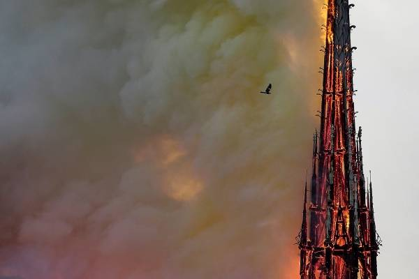 ¿La profecía de Nostradamus se cumplió con el incendio en la catedral de Notre Dame?