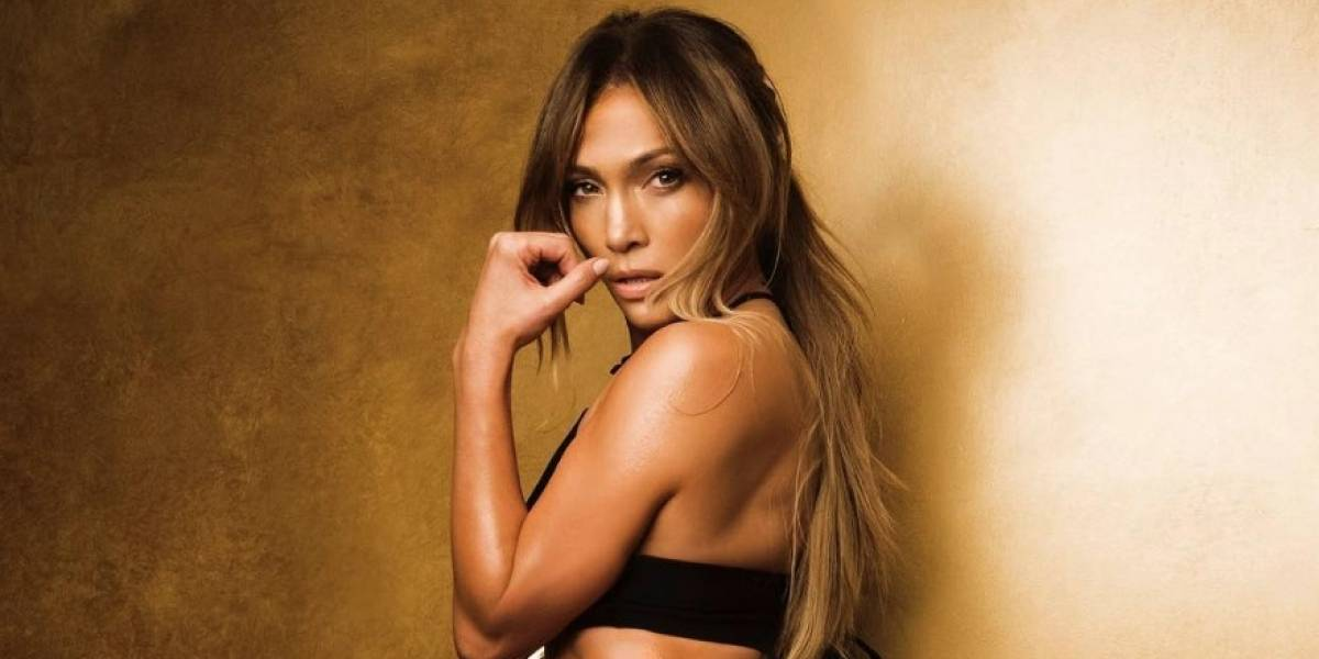 Fotos inéditas de Jennifer Lopez afectan su sensualidad