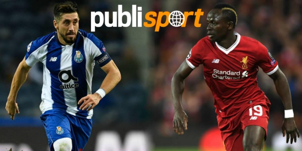 Porto vs Liverpool ¿Dónde y a qué hora ver el partido?