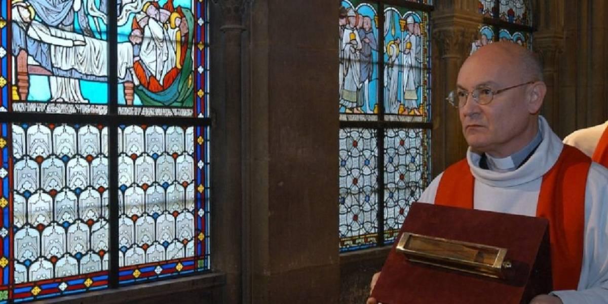 ¿Qué pasó con las misteriosas reliquias religiosas de Notre Dame?