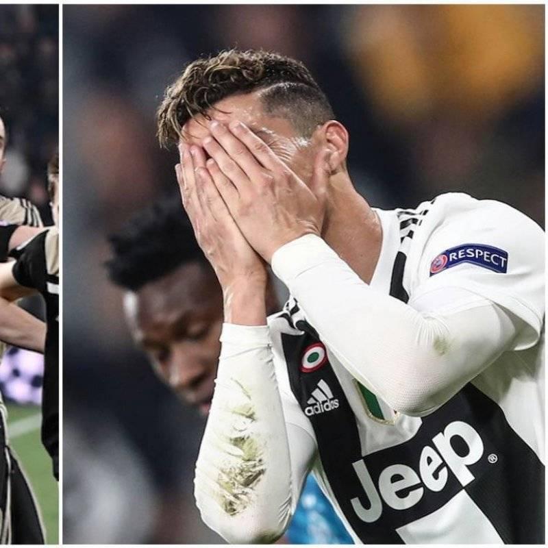 El mensaje de Cristiano Ronaldo a su madre tras caer en Champions