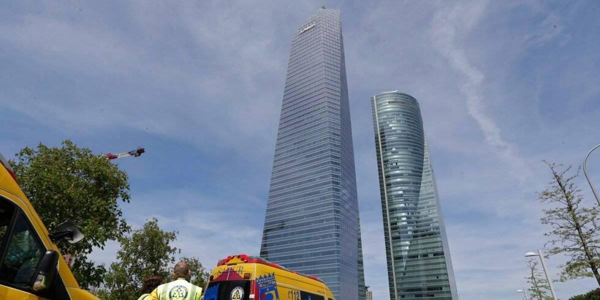 Desalojan edificio en Madrid por falsa alarma de bomba