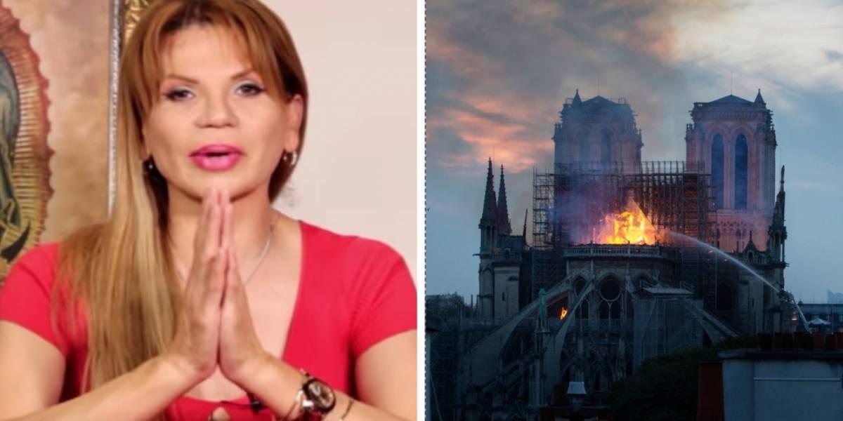 La predicción de Mhoni Vidente sobre la Catedral de Notre Dame