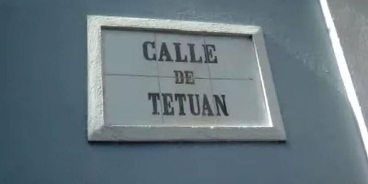 AAA realiza trabajos de reparación en la calle Tetuán del Viejo San Juan