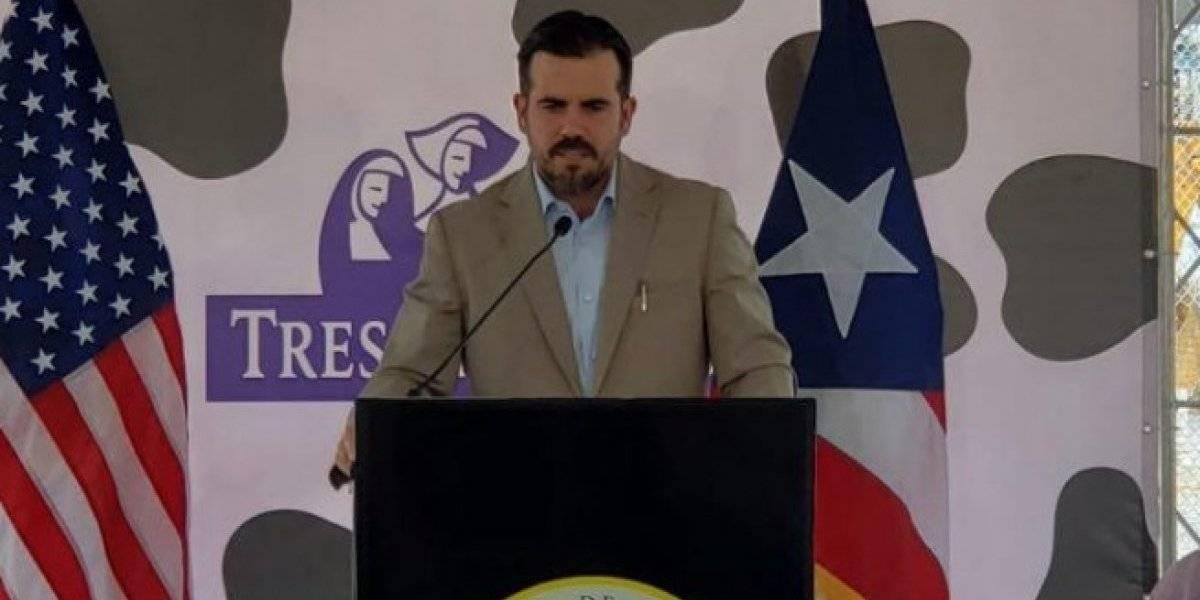 Gobernador explica por qué no dio detalles sobre reunión con su hermano