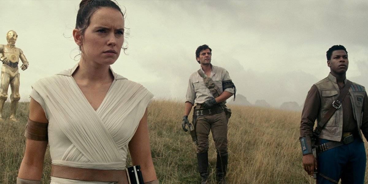 JJ Abrams explica el título de Star Wars: The Rise of Skywalker