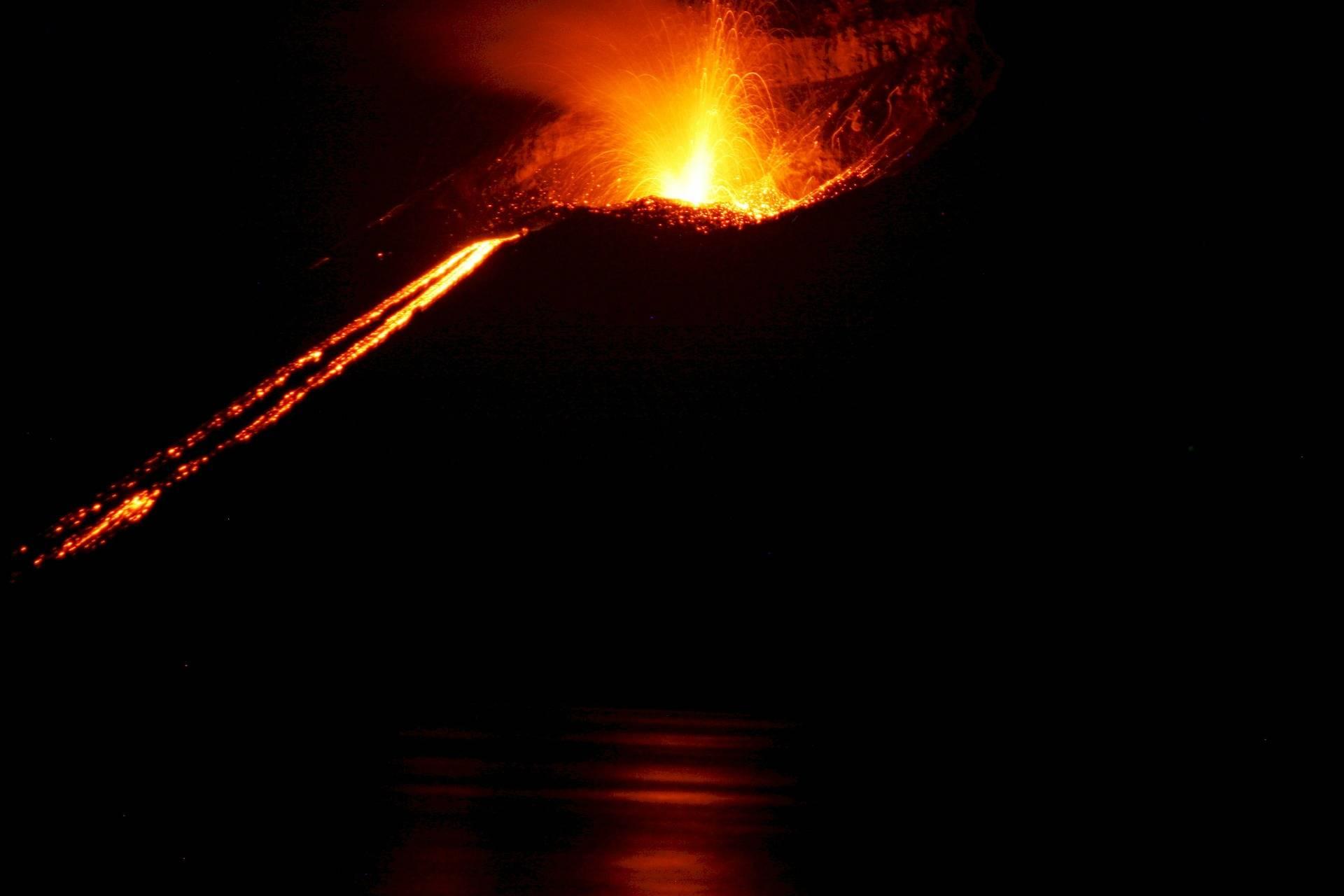 Los volcanes habrían sido los responsables de la mayor extinción masiva de la historia de la Tierra