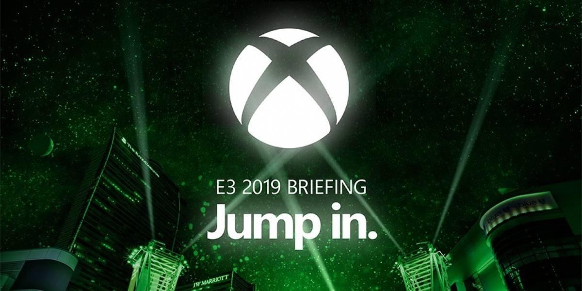 Ya hay fecha y hora para la conferencia de Microsoft en E3 2019