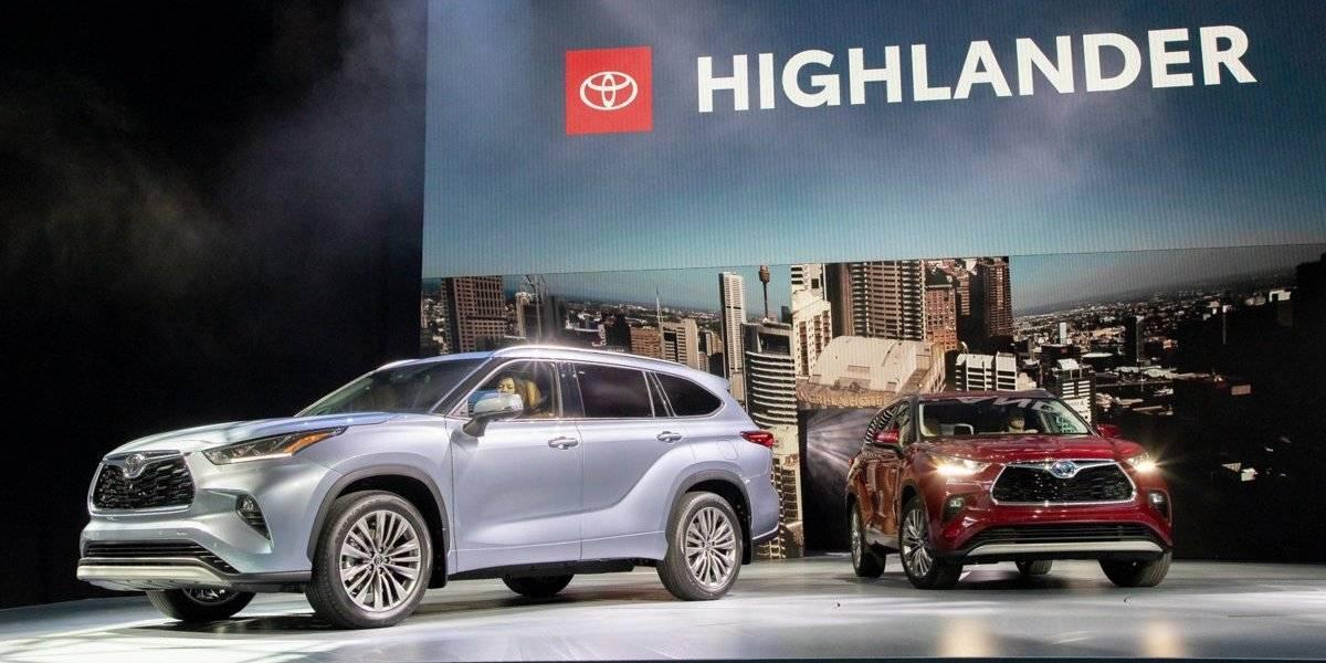 Toyota estrena la nueva Highlander 2020 en el NYIAS