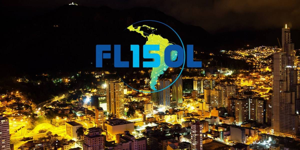 Flisol, el festival de software libre, celebrará próximamente sus 15 años en la ciudad de Bogotá