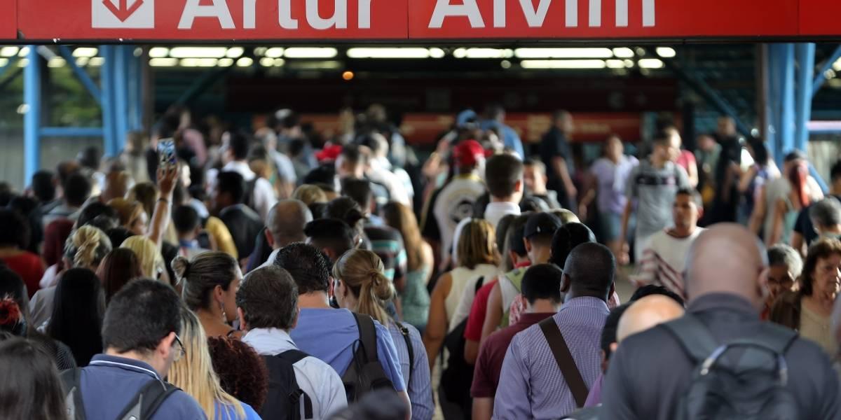 Metrô Linha 3-Vermelha: estações Artur Alvim e Itaquera fecham domingo para obras