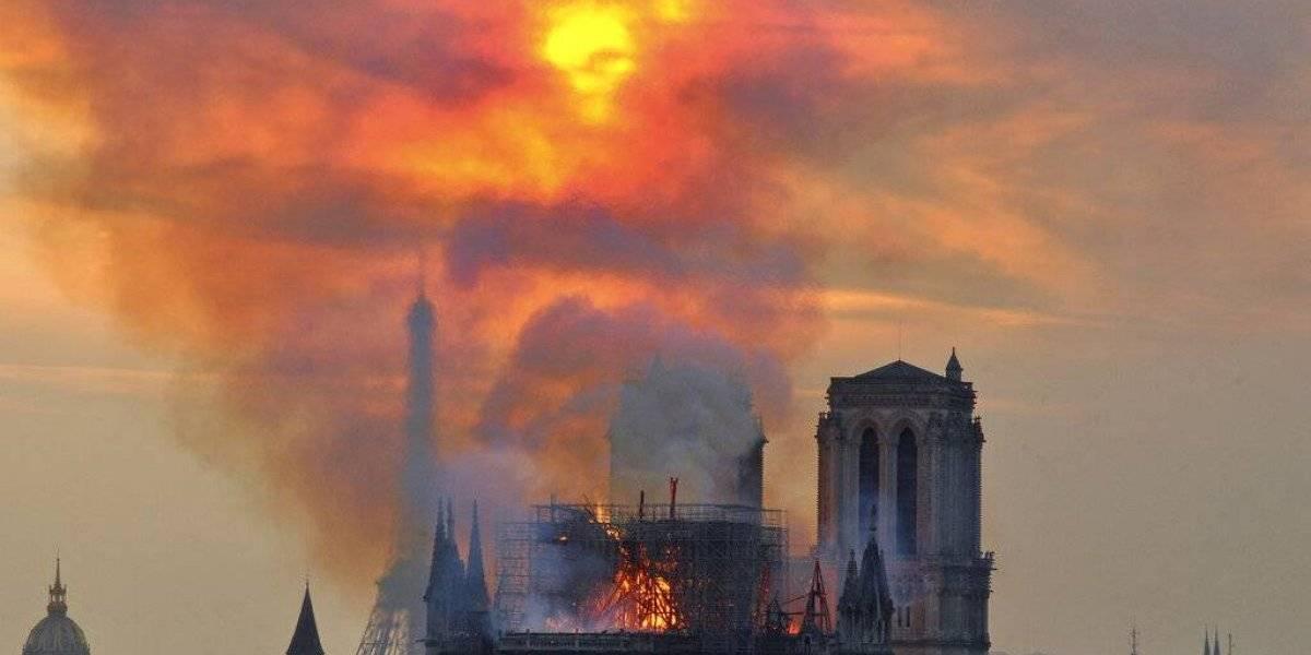 La escalofriante profecía que se tomó las redes sociales: ¿Nostradamus anticipó el devastador incendio de la catedral de Notre Dame?
