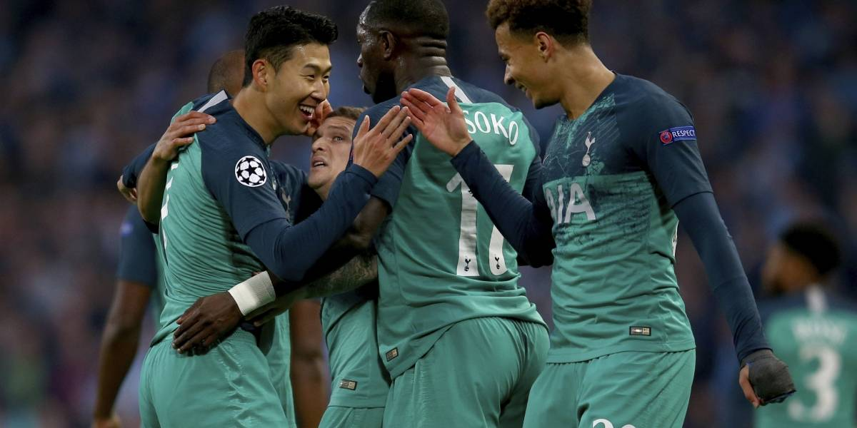 Tottenham Hotspur clasifica a semifinal de la Champions League después de 57 años