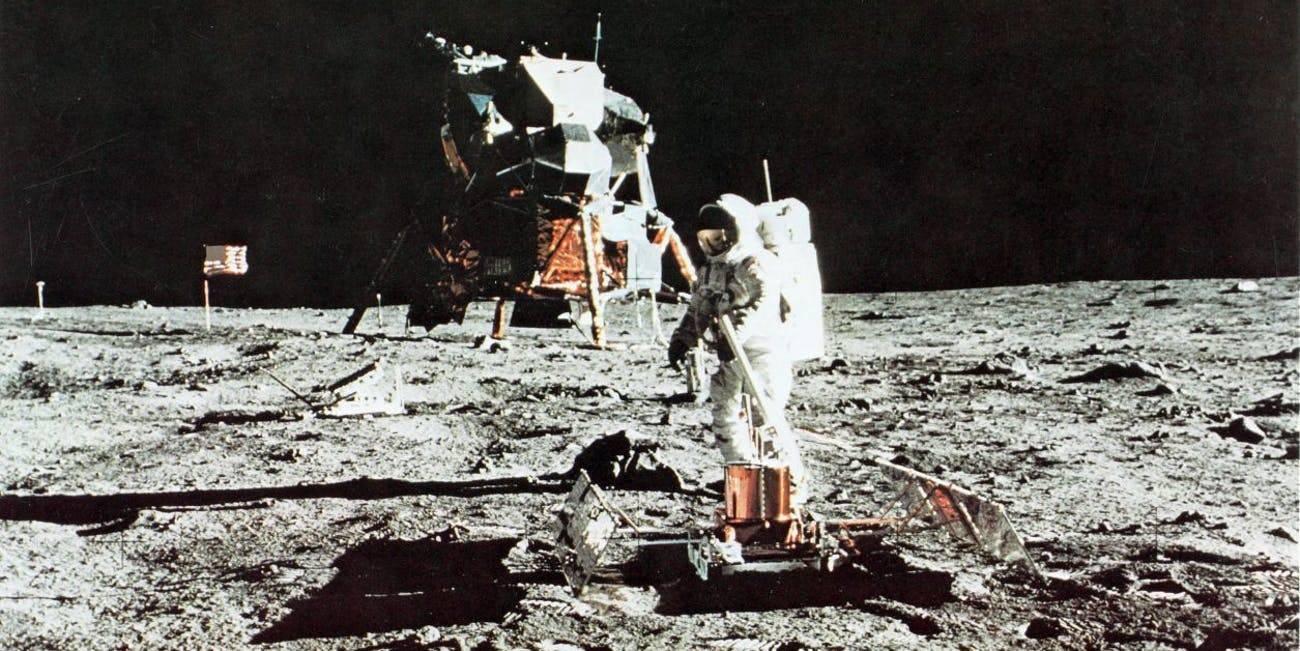 La NASA publica trailer del nuevo documental del aterrizaje del Apolo 11 en calidad de video 16K