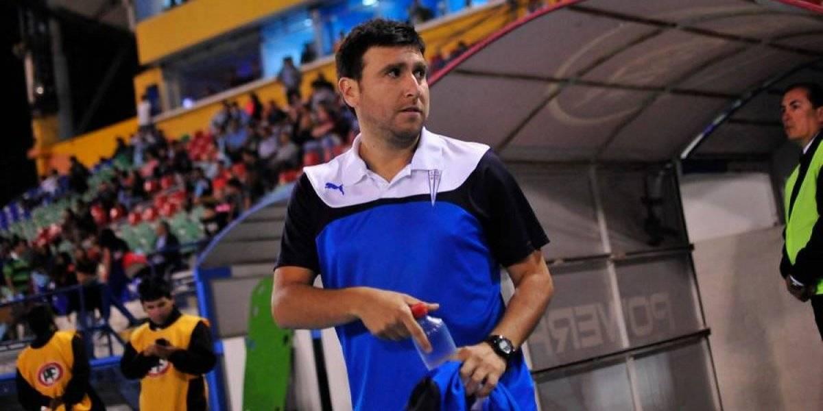 Magallanes oficializa como DT a Patricio Ormazábal que tendrá su primera experiencia profesional
