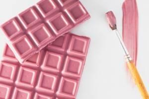 Barrinhas por Carole Crema Chocolate ruby Carole Cremea