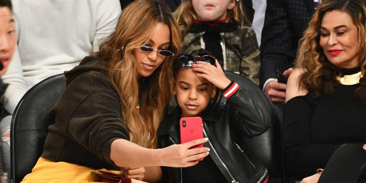 Beyoncé se derrete com participação de Blue Ivy em novo álbum: 'Você é como a mamãe'; ouça