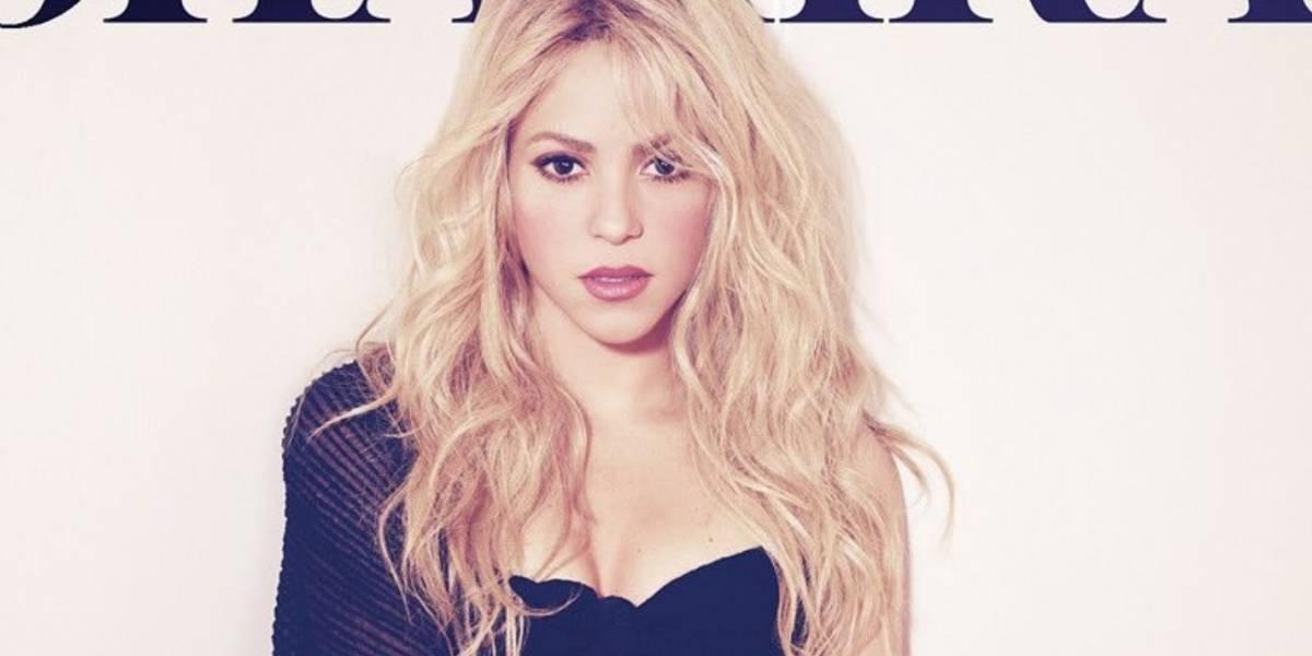 Las nuevas cejas de Shakira que despertaron las críticas