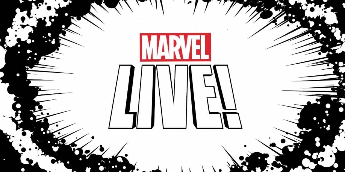 Marvel Live estrena en Twitter y prepara 'spoilers' de tus superhéores