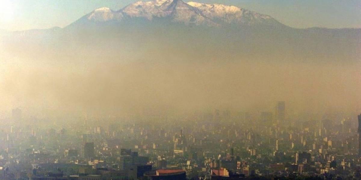 México: un abogado quiere demandar al gobierno por mala calidad del aire en la CDMX