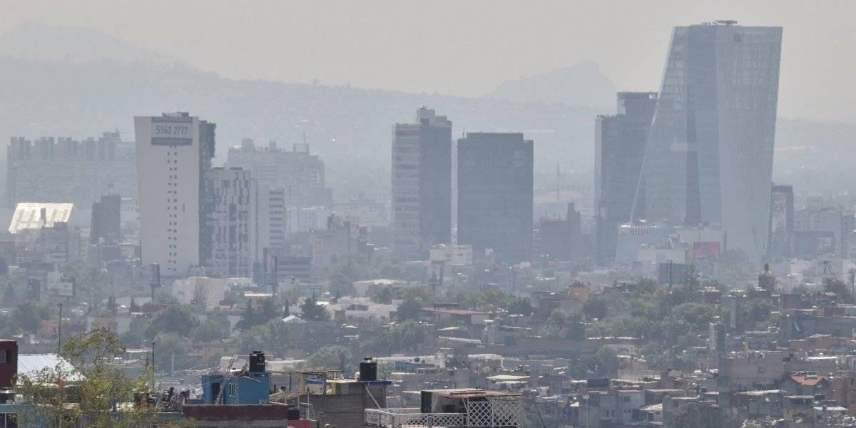 Permanece contingencia ambiental en el Valle de México