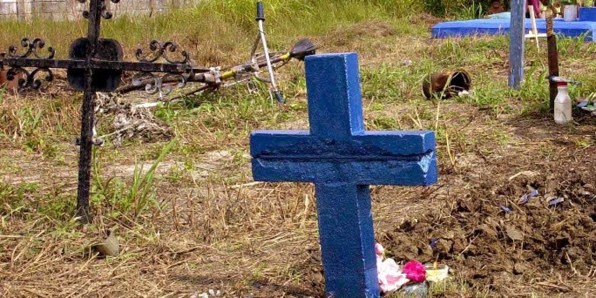 Hombre enterró viva a su esposa para no divorciarse en Chiapas