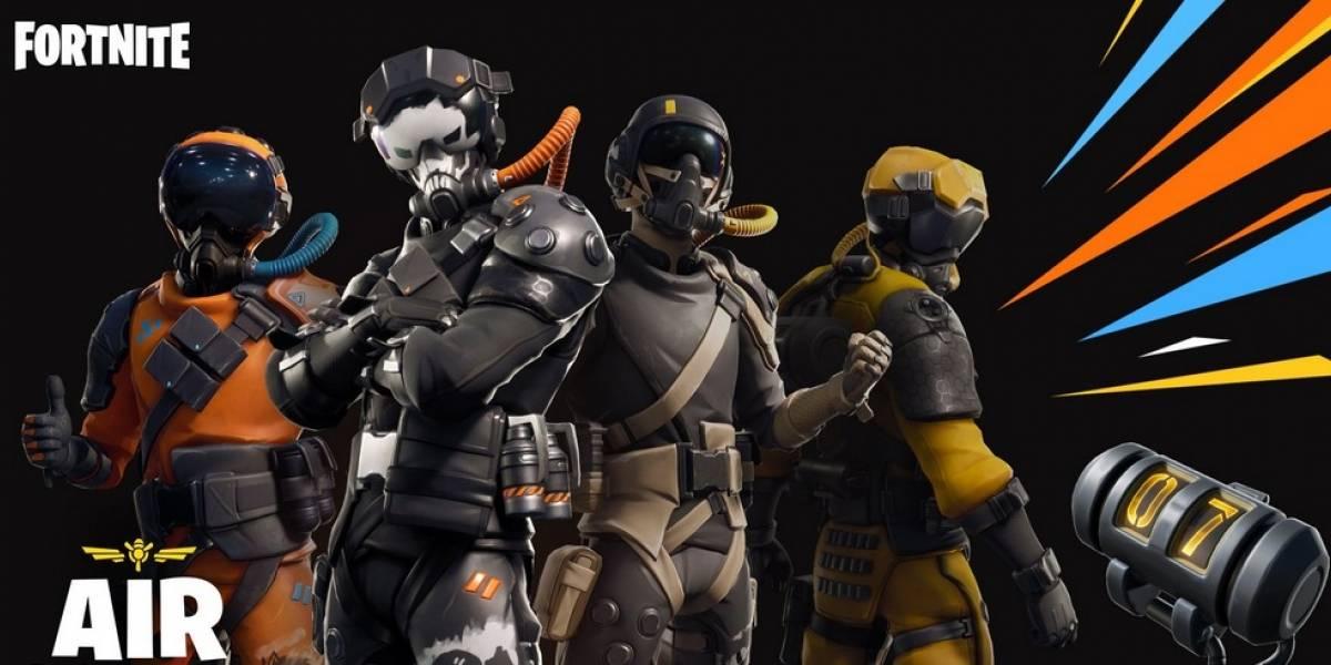 Battle Royale: Game Fortnite lança novo traje Supersônico