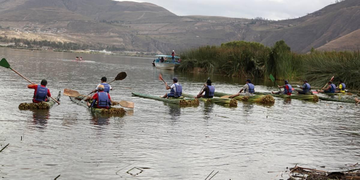 """Imbabura, declarada oficialmente como """"Geoparque mundial"""" por la UNESCO"""