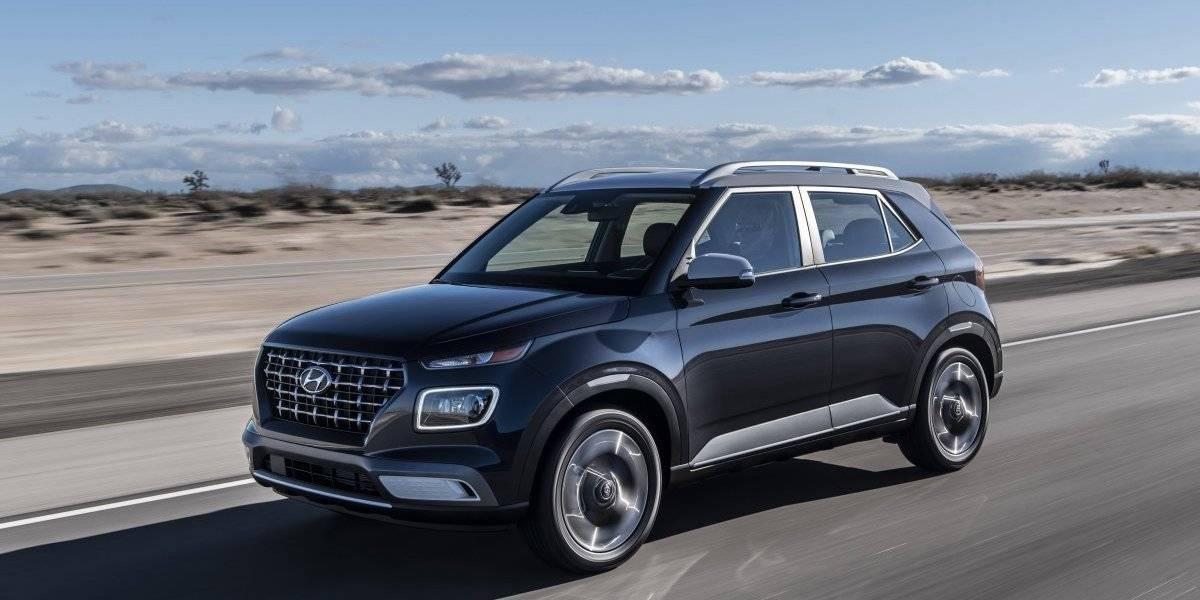 Hyundai presenta la SUV Venue en el auto show de Nueva York