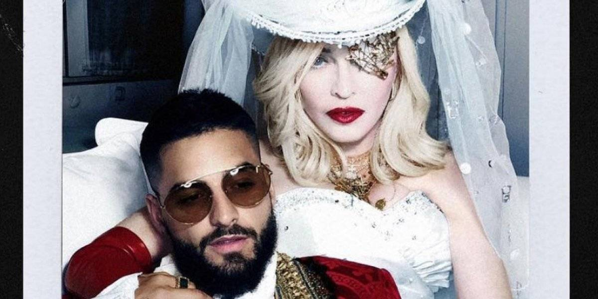 Maluma y Madonna sorprenden con video de la canción 'Medellin'