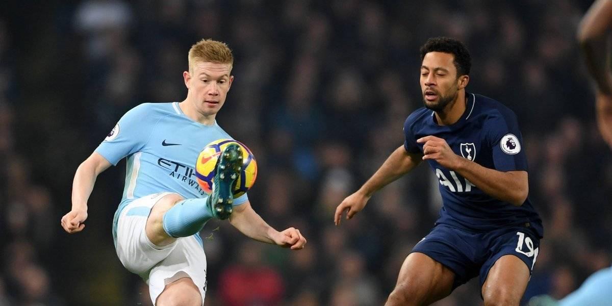 Manchester City vs. Tottenham: Guardiola contra las cuerdas