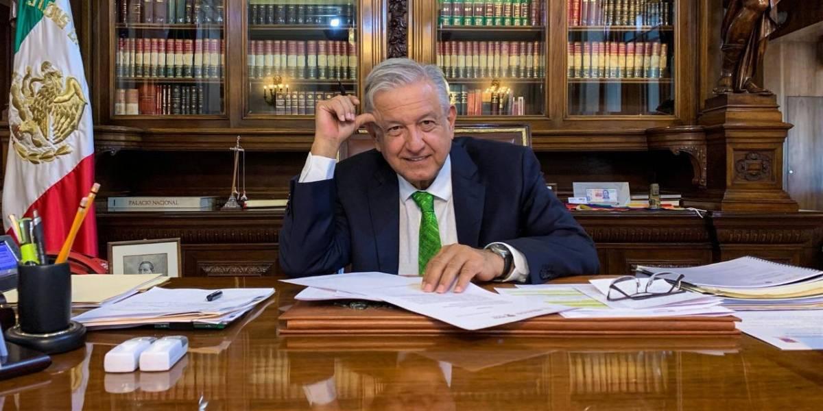 'Entre ley y justicia opten por justicia', defiende AMLO memorándum