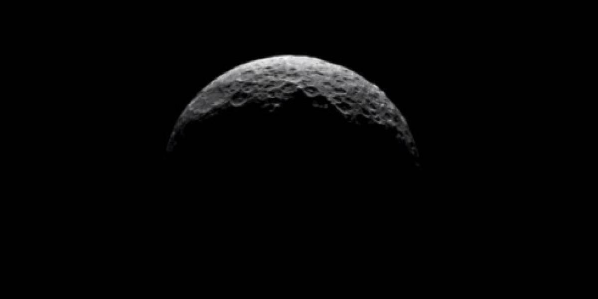NASA divulga sequência de imagens captadas do planeta anão 'Ceres'