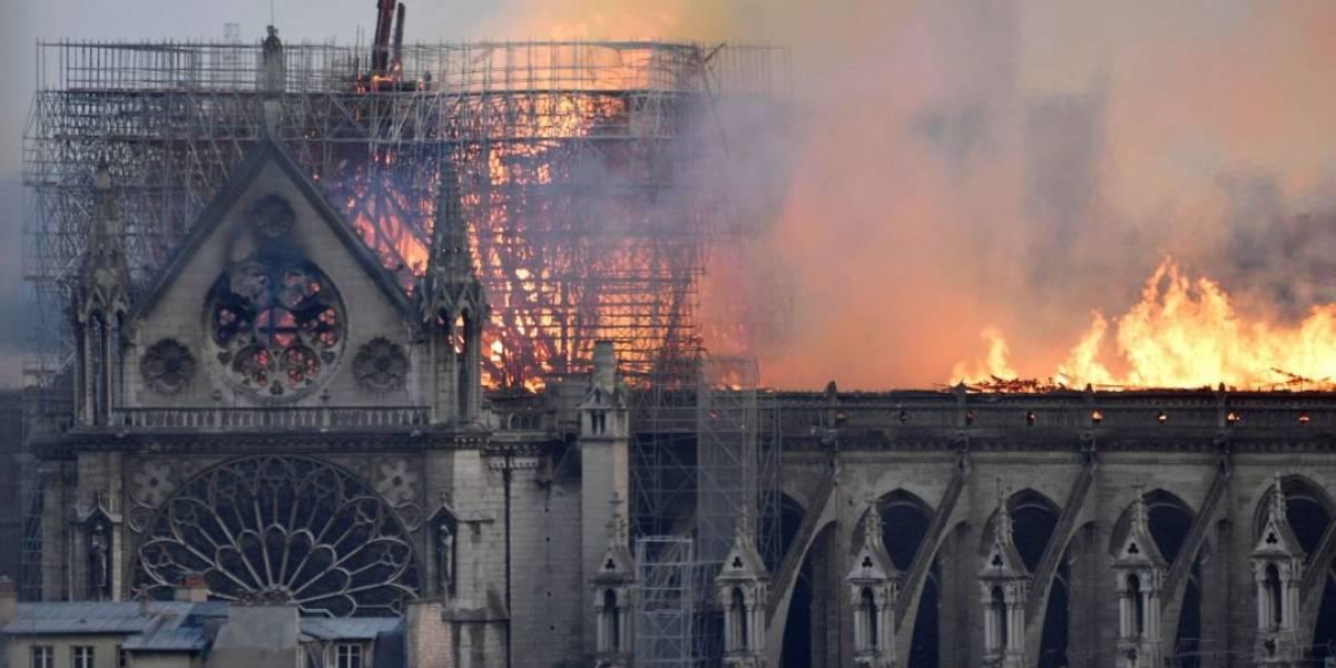 Certamen para reconstruir la aguja de la catedral