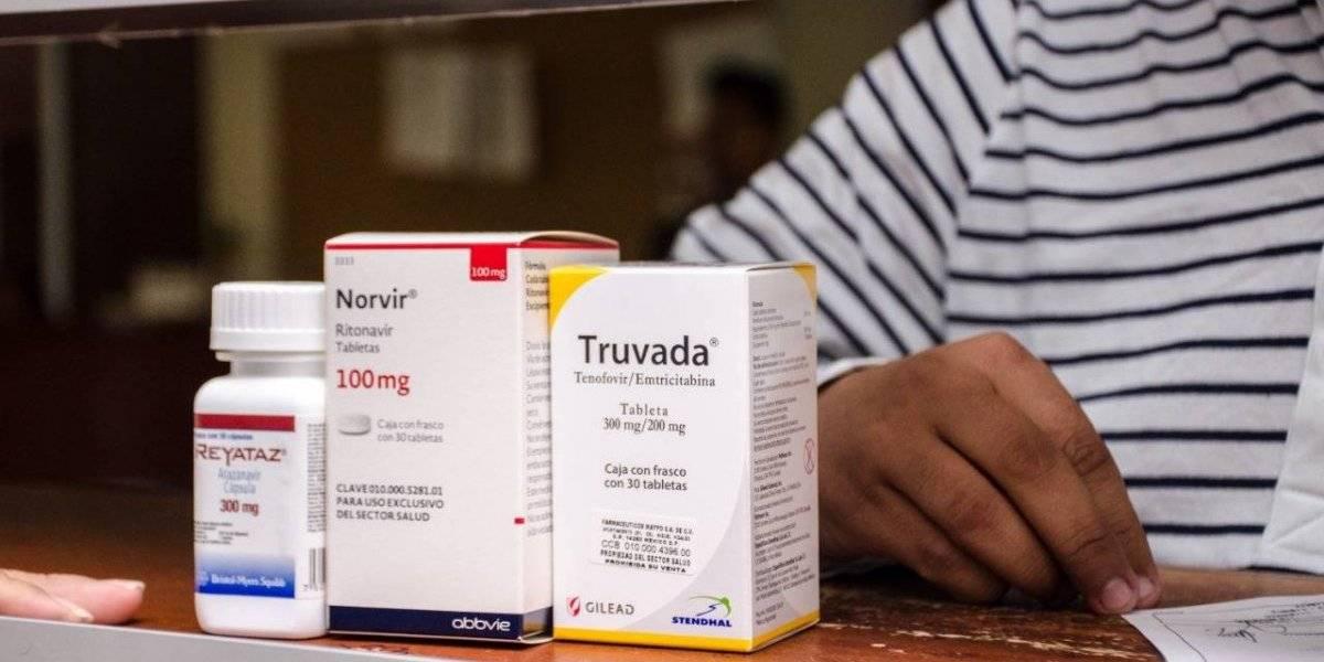 Hace AMLO excepción: Compra medicamentos para VIH a empresa vetada