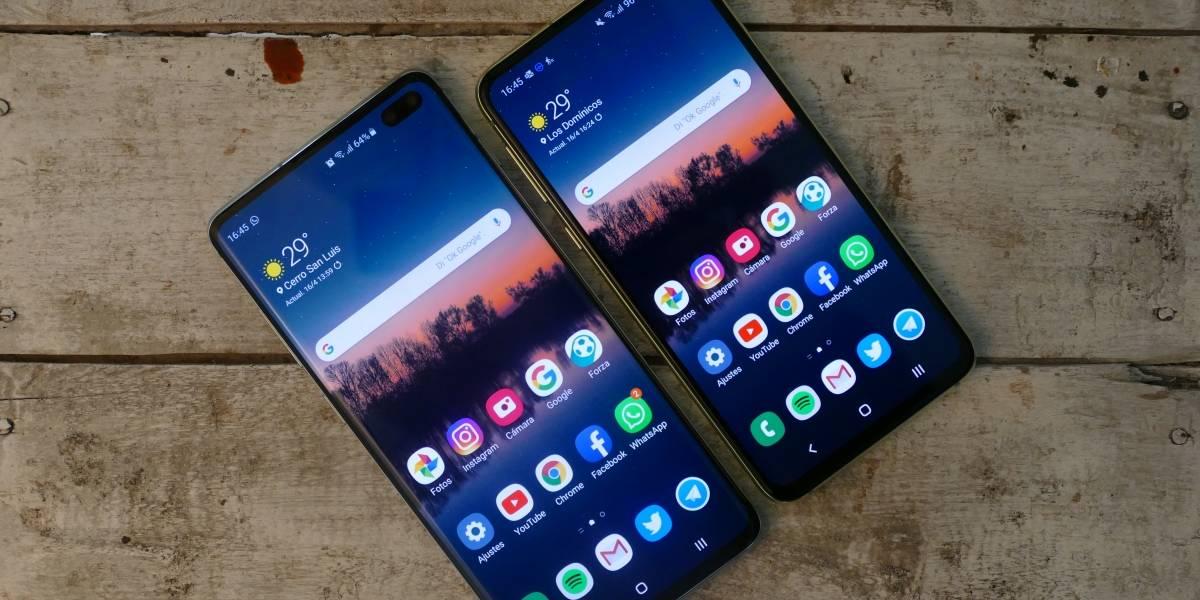 Samsung: ahora los Galaxy S10 empiezan a recibir OneUI 2.5