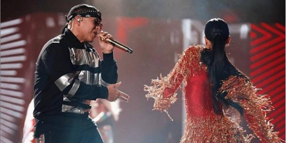 Daddy Yankee y Katy Perry estrenan remix de
