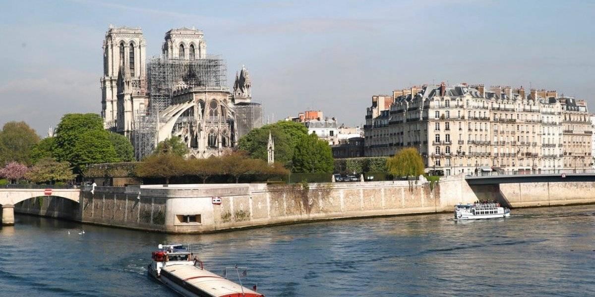Catedral de Notre Dame estará cerrada hasta seis años