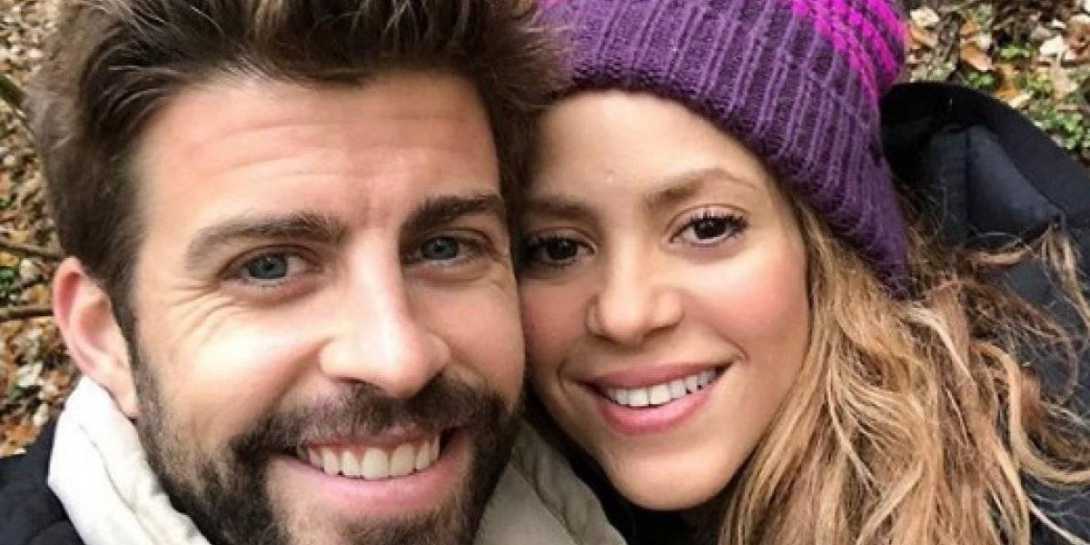 El descuido de Shakira que hizo 'arder' las redes sociales