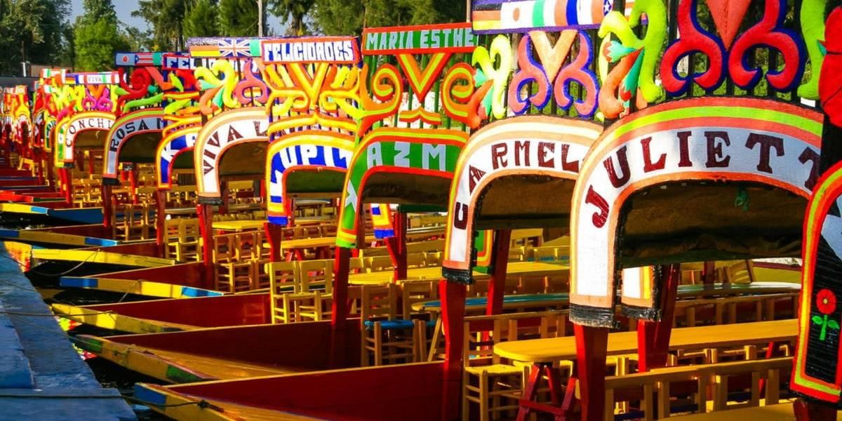 México: Ya hay trajineras con Wi-Fi y paneles solares en Xochimilco