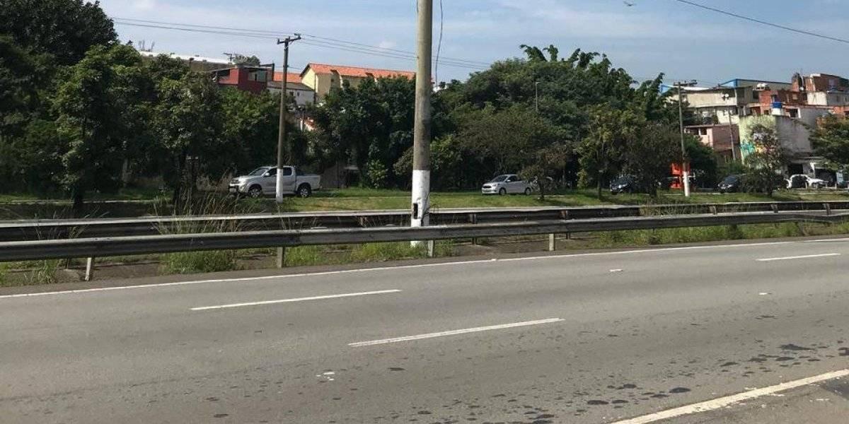 Motoristas reclamam de falta de iluminação na rodovia dos Imigrantes