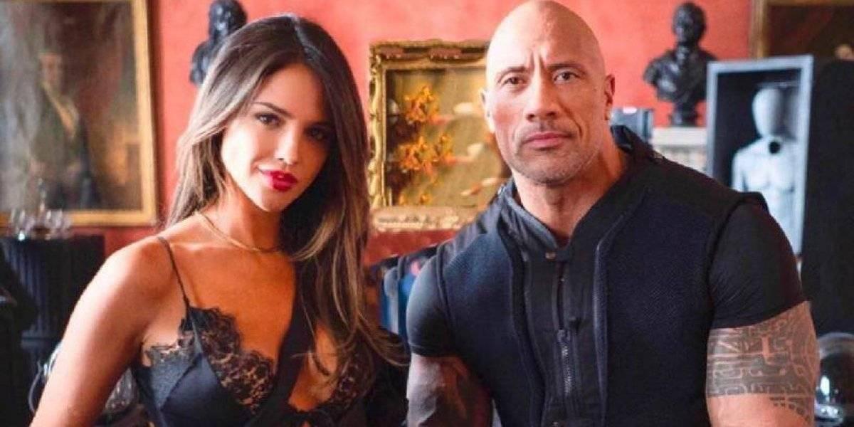 Se confirma la aparición Eiza Gonzales en nuevo trailer de 'Hobbs & Shaw ', franquicia de Rápidos y Furiosos
