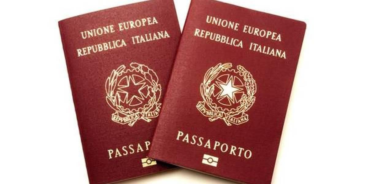 Cidadania italiana: prazo para quem entrou na fila em SP até 2010 termina nesta quinta