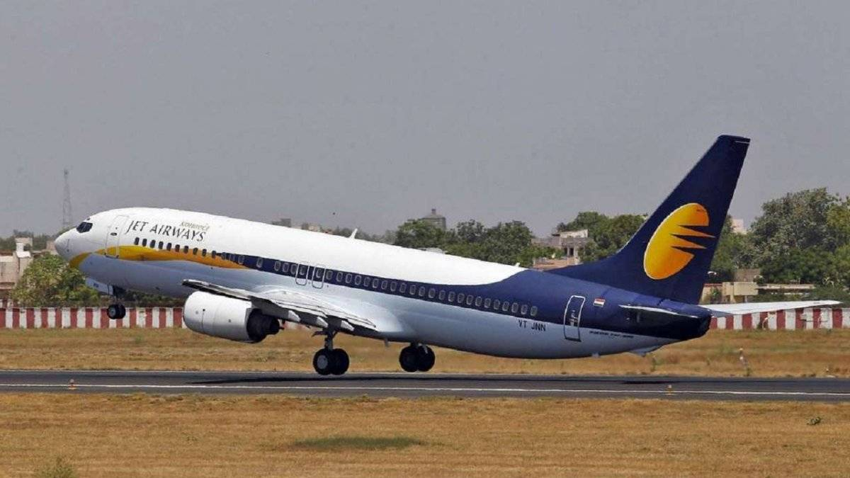 Companhia aérea jet-airways-reuters