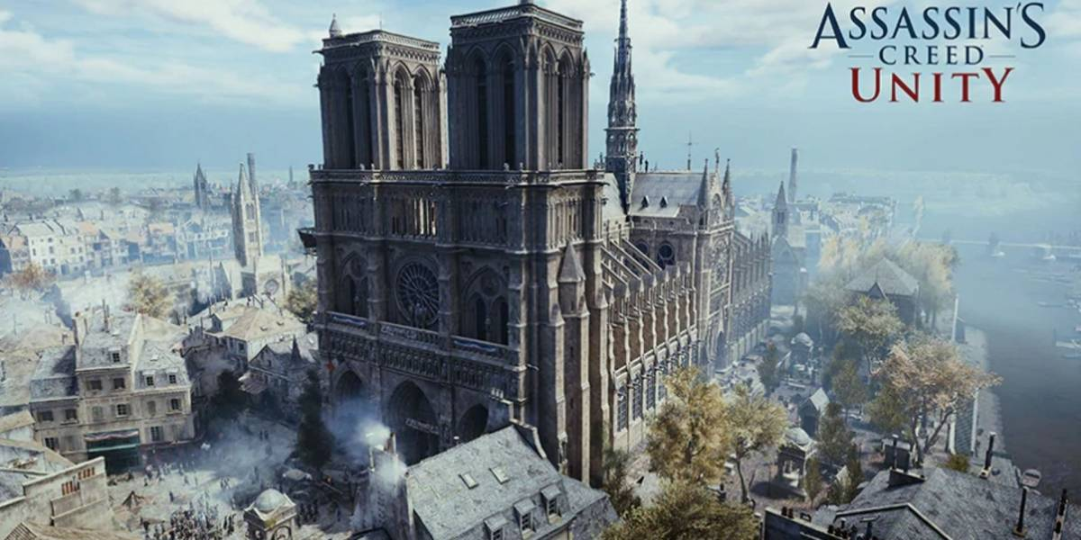 Ubisoft está regalando Assassin's Creed Unity para PC como homenaje a Notre Dame