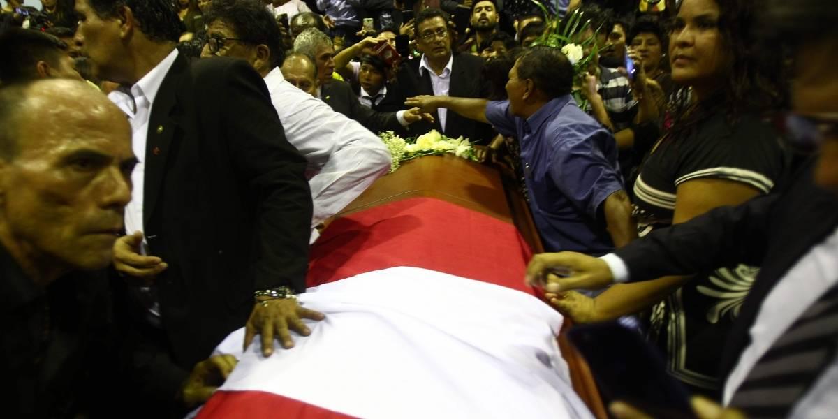 El motivo por el que la familia de Alan García rechazó el funeral de Estado con honores