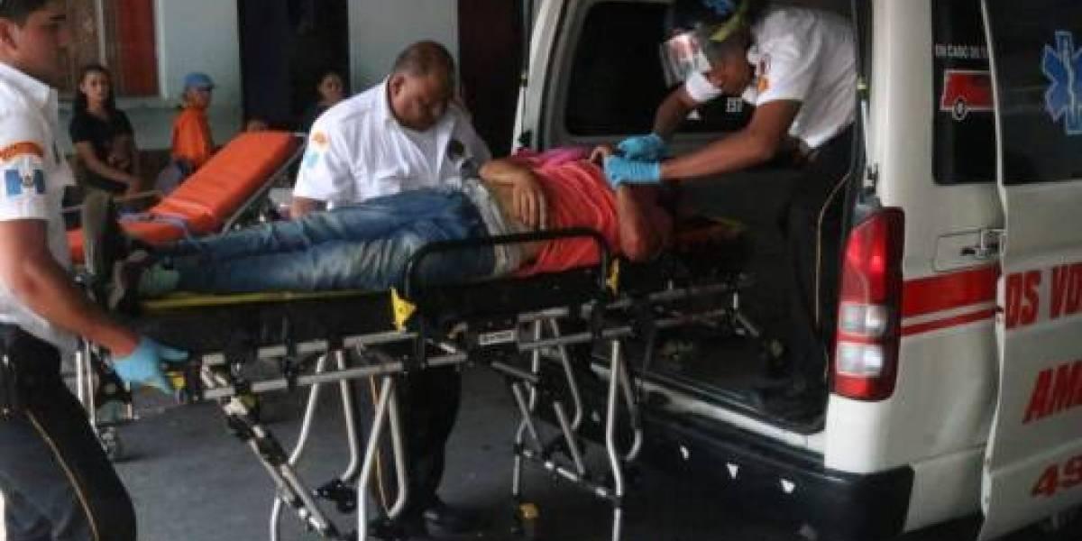 Reportan deceso de hondureño que fue baleado en Guatemala