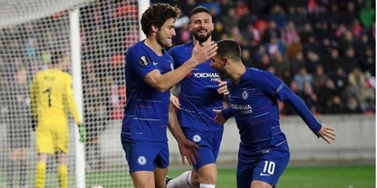 Liga Europa: onde assistir ao vivo online o jogo Chelsea x Slavia Praga