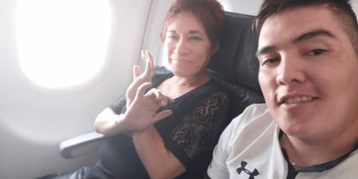 La jugada que intentaría la defensa del presunto asesino de mujer chilena Ilse Ojeda para que quede en libertad